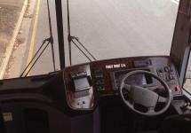 Coach cockpit